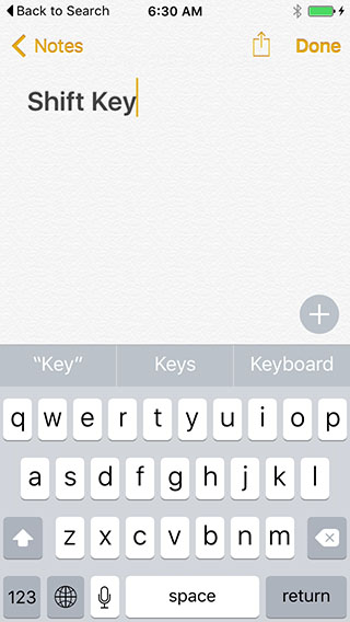 ios-9-shift-key